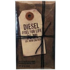 Diesel Fuel for life eau de toilette vapo men (30 ml)