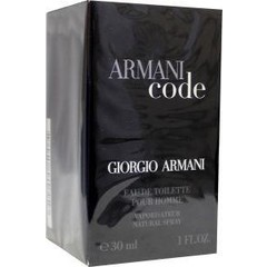 Armani Code eau de toilette vapo men (30 ml)