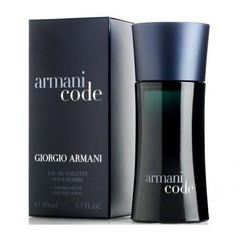 Armani Code eau de toilette vapo men (50 ml)