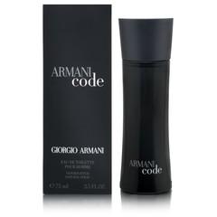 Armani Code eau de toilette vapo men (75 ml)