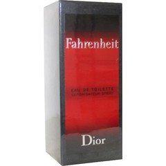 Dior Fahrenheit eau de toilette vapo men (100 ml)