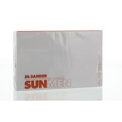 Jil Sander Sun for men eau de toilette men (75 ml)