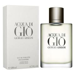 Armani Acqua di gioia homme eau de toilette vapo (200 ml)