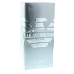 Armani Emporio diamonds eau de toilette vapo men (75 ml)