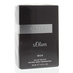 S Oliver Man superior eau de toilette spray (30 ml)