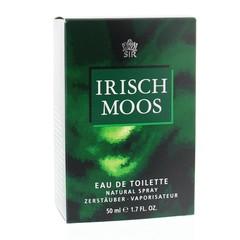 Sir Irisch Moos Eau de toilette natural spray (50 ml)