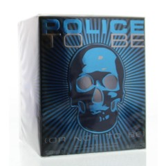 Police To Be Or not to be men eau de toilette (125 ml)