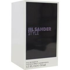 Jil Sander Style woman eau de parfum vapo female (50 ml)