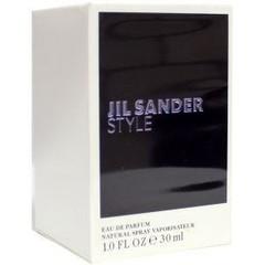 Jil Sander Style woman eau de parfum vapo female (30 ml)