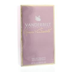 Vanderbilt Eau de toilette vapo female (15 ml)