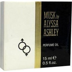 Alyssa Ashley Musk perfume oil (15 ml)