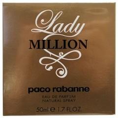 Paco Rabanne Lady million eau de parfum (50 ml)