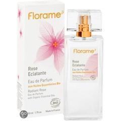 Florame Eau de parfum radiant rose bio (50 ml)