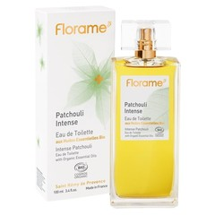 Florame Eau de toilette intense patchouli bio (100 ml)