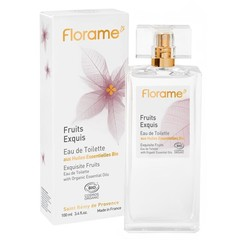Florame Eau de toilette exquisite fruits bio (100 ml)