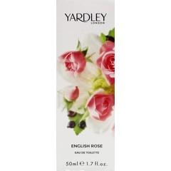 Yardley English rose eau de toilette (50 ml)