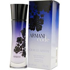 Armani Code eau de parfum vapo female (30 ml)