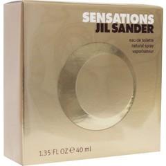 Jil Sander Sensations eau de toilette vapo female (40 ml)