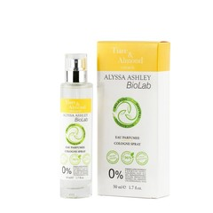 Alyssa Ashley Biolab tiare/almond eau parfumee (50 ml)