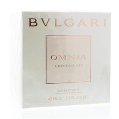 Bvlgari Omnia crystal eau de toilette female (65 ml)