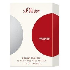 S Oliver Woman eau de toilette natural spray (50 ml)