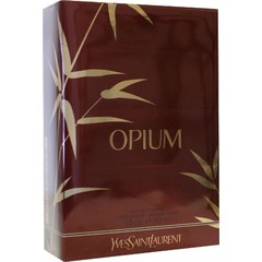 YSL Opium eau de toilette vapo (90 ml)