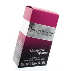 Bruno Banani Danger woman eau de toilette (20 ml)