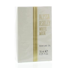 Alyssa Ashley White musk perfume oil (7.5 ml)