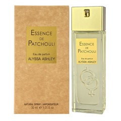 Alyssa Ashley Essence de patchouli eau de parfum (30 ml)
