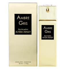 Alyssa Ashley Ambre gris eau de parfum (50 ml)