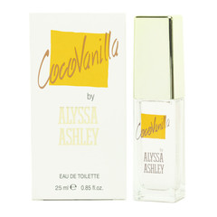 Alyssa Ashley Trendy line cocovanila eau de toilette (25 ml)