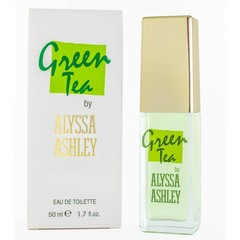 Alyssa Ashley Trendy line green tea eau de toilette (50 ml)
