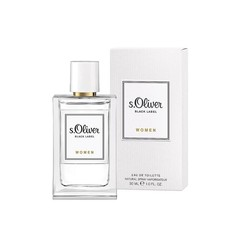 S Oliver For her black label eau de toilette (30 ml)