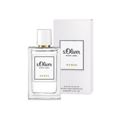 S Oliver For her black label eau de toilette (50 ml)