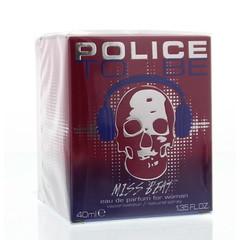 Police Miss Beat men eau de parfum (40 ml)