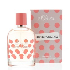 S Oliver Woman outstanding eau de toilette (50 ml)