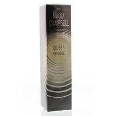 Naomi Campbell Queen of gold eau de toilette (30 ml)