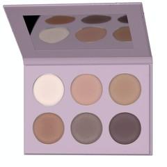 Lavera Oogschaduw/eyeshadow min selection pastel nude 01 (1 stuks)