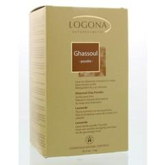 Logona Lavaerde poeder (bruin) (1 kilogram)
