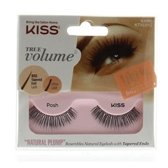 Kiss True volume lash posh (1 stuks)