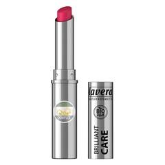 Lavera Lipstick brilliant care Q10 red cherry 07 (1 stuks)