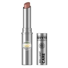 Lavera Lipstick brilliant care Q10 light hazel 08 (1 stuks)
