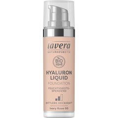 Lavera Liquid foundation hyaluron 00 (30 ml)