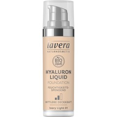 Lavera Liquid foundation hyaluron 01 (30 ml)