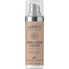 Lavera Liquid foundation hyaluron 04 (30 ml)