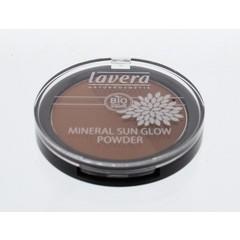 Lavera Sun glow poeder/powder duo sunset kiss 02 (9 gram)