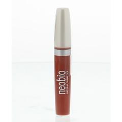 Neobio Care lipgloss 02 light peach (8 ml)