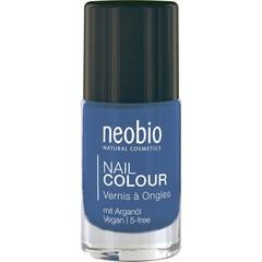 Neobio Nagellak 08 shiny blue (8 ml)