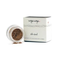 Uoga Uoga Eyeshadow 713 oh owl bio (1 gram)