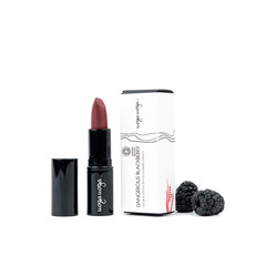 Uoga Uoga Lipstick dangerous blackberry bio (4 gram)